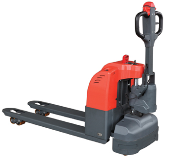 Affordable Walkie Powered Pallet Jack