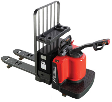 Heavy Duty Powered Pallet Truck