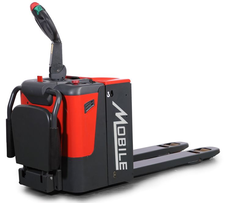 Powered Walkie and Rider Pallet Truck
