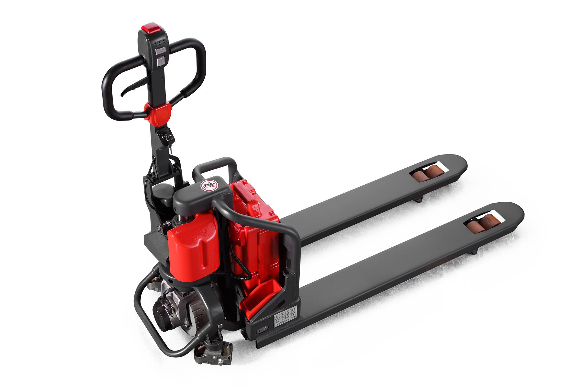 Electric Pallet Jack A Guide For Operational Safely Mobile Industries Inc Material