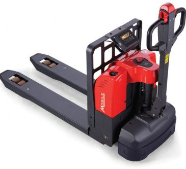 Weight Scale Pallet Trucks