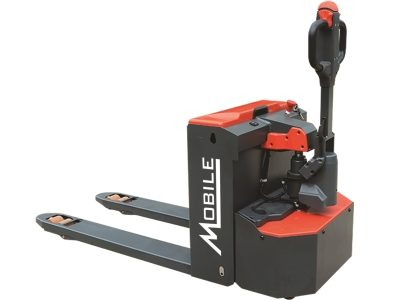 The ESPT44XN is here to introduce an affordable 4,400lb capacity electric pallet truck to the masses!
