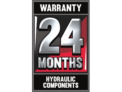 Mobile Offers a 2-Year Hydraulic Component Parts Warranty