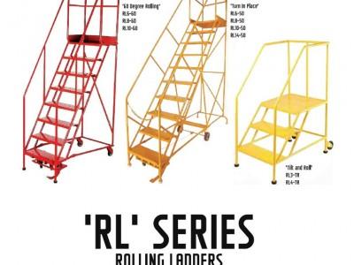 Rolling Ladder Highlights