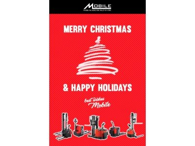Happy Holidays and warm wishes for 2018! – Mobile Will be closed form Dec. 23rd to Jan. 2nd 2018