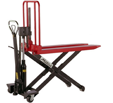 Scissor Lift - Manual Pump - MPS25