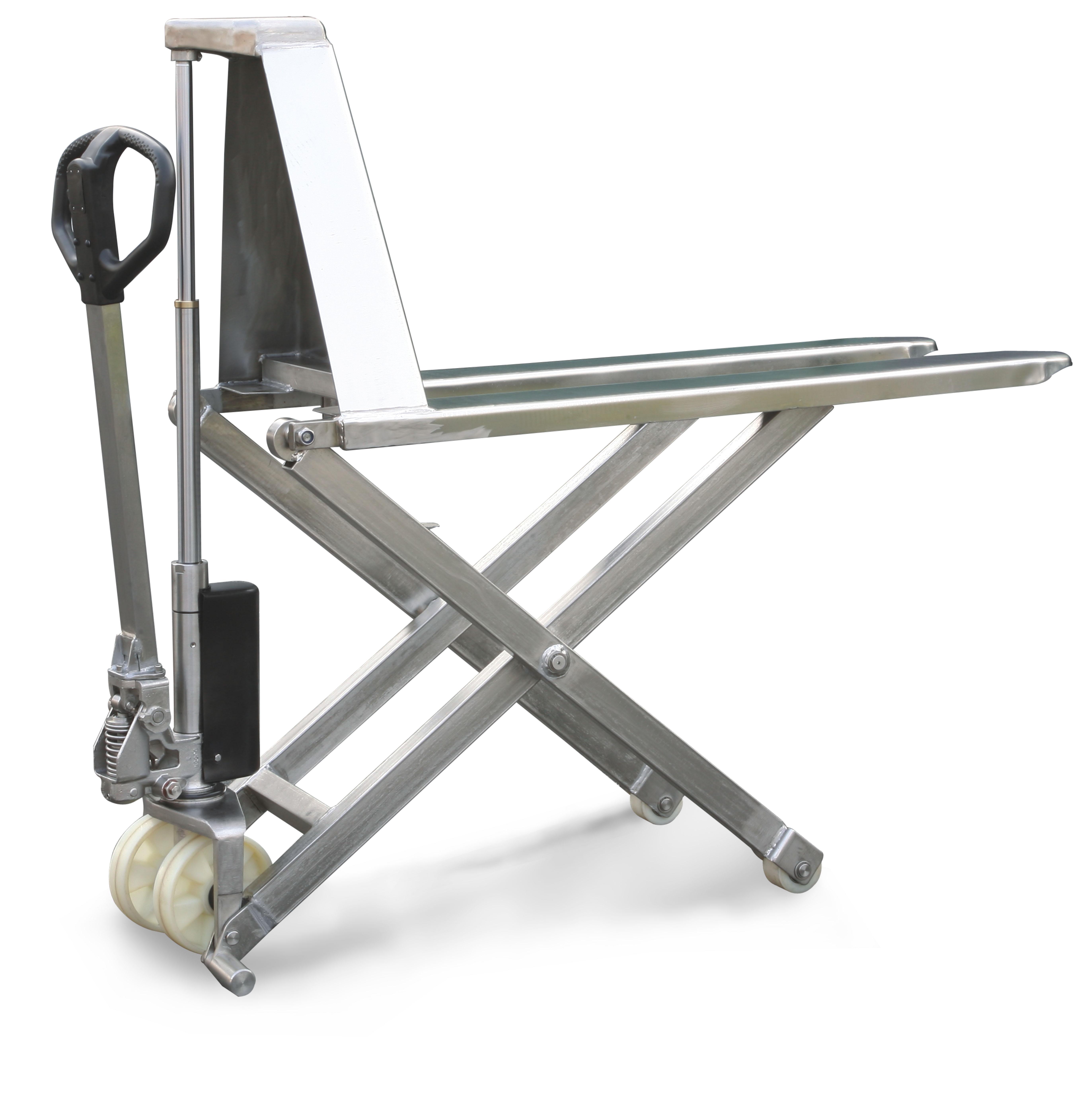 ECO EMSL22N-SS Manual Stainless Steel Scissor Lift